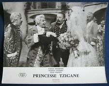 belg./french lobby card  Princesse Tzigane / The Gypsy Baron  Peer Schmid 1.