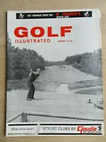 St George's Hill Weybridge Golf Club: Golf Club Golf Illustrated Magazine 1967