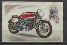 MV Augusta Motor Vintage 1950s Dutch Trading Card No.2-46