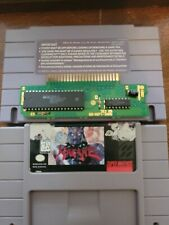Hagane: The Final Conflict Video Game (Snes) Authentic, Tested, Holy Grail!