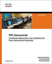 PKI Uncovered: CertificateBased Security Solutions for NextGeneration Networks (