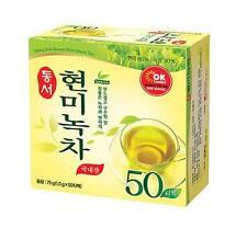 Korea Dong suh Brown Rice Green Tea 1.5g*50tea bags