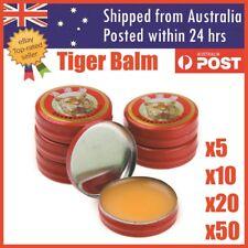 Tiger Balm Muscle Ache Headache Flu Pain Relief Qingliangyou Massage Ointment
