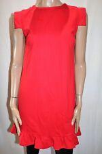 Lemoniade Brand Red Sleeveless Shift Dress Size M BNWT #TF65