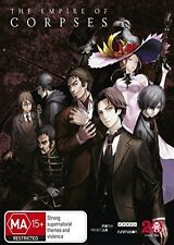 Project Itoh: Empire Of Corpses (2016, REGION ALL Blu-ray New)