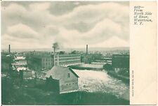 View From North Side of River in Watertown NY Postcard