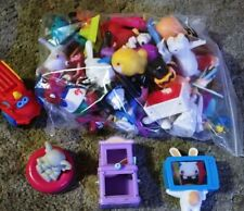 huge lot of toys