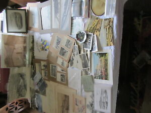 Job lot of Filey ephemera, Pictures, photos, etc etc