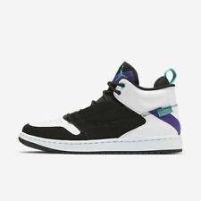 Air Jordan Fadeaway Men's Basketball Shoes AO1329 035 Black White Concord NEW