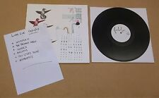 """FOALS Live 2007 UK limited edition 6-track vinyl 12"""" + insert UNPLAYED"""