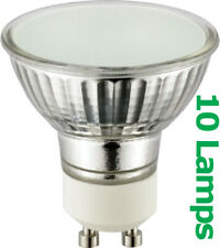 10 x GU10 Led Bulbs SMD Spotlight lamps Daylight White GU 10 Spot Lights = 35w