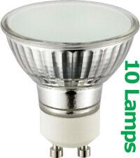 10 x GU10 Led Bulbs SMD Spot light lamps Daylight White GU 10 Spot Lights = 35w