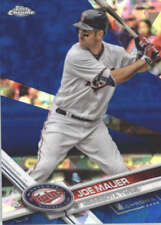 JOE MAUER 2017 TOPPS CHROME SAPPHIRE EDITION #404 ONLY 250 MADE