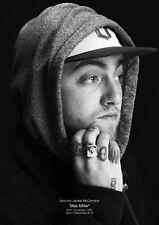fd5dbb924f8 Mac Miller poster  6 - American rapper - Retro effect - A3 - 420mm x