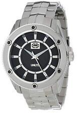 Marc Ecko Fashion Analog Silver Men's Watch - E12524G1 - STAINLESS