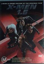 X-Men 1.5  (DVD, 2004, 2-Disc Set)  Hugh Jackman   BRAND NEW NOT SEALED