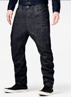 G-Star Raw  Alcatraz 3D Loose Tapered black Jeans Men's W30 L32 *REF133
