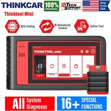 Thinktool Mini Full System Bi-directional Car OBD2 Diagnotic Scanner Tablet IMMO