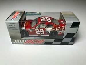 #29 Kevin Harvick 1/64 - 2011 Budweiser Bowtie Can - NASCAR Action Lionel Car