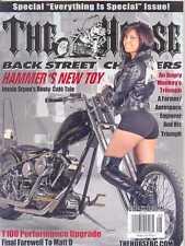 Custom Bike Magazine - THE HORSE BACKSTREET CHOPPERS - 11 Different Issues (NEW)