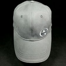 Toyota Racing Scion Grey Logo What Moves You Adjustable Baseball Hat Cap NWOT