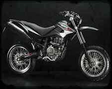 Beta M4 Motard 05 01 A4 Metal Sign Motorbike Vintage Aged