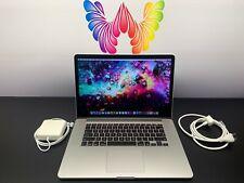 "Apple MacBook Pro 15"" RETINA R9 + CORE i7 + 1TB SSD + 16GB + WARRANTY + OS-2015"