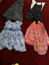 Baby girl summer clothes 18 and 24 months lot 20 items all together