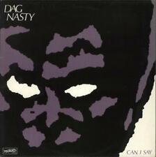 Dag Nasty vinyl LP album record Can I Say - 2nd French DISCHORDNO19 DISCHORD