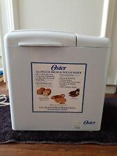 Oster 5843 2lb. Deluxe Bread & Dough Maker