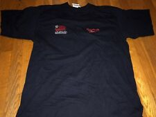 VINTAGE REEBOK New England Revolution  Soccer T SHIRT SIZE XL MADE IN USA