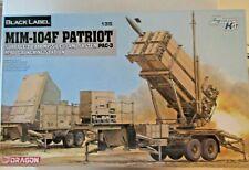 Dragon Models 1/35 scale kit 3563, MIM-104F Patriot M901 launching system