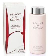 Cartier DELICES DE CARTIER GEL ONCTUEUX POUR LA DOUCHE 200ml - Shower gel