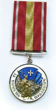 Ukraine Badge Award Army Armed Force Medal For Fidelity to Traditions