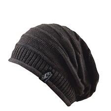 Chapeaux gris taille unique pour femme, en 100% coton