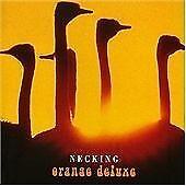 AS NEW; ORANGE DELUXE: NECKING. BRILLIANT. WILL MAKE WONDERFUL PRESSY. TOP TRACK