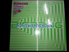 BIGBANG Number 1 CD DVD First Press Limited Edition Japan New Sealed G-Dragon