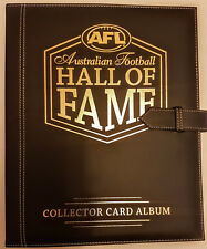 2018 SELECT AFL Football LEGACY Hall Of Fame Collector Trading Card Album Sealed