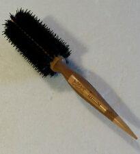 WEN by Chaz Dean Medium Custom Round Boar Bristle Hair Care Styling Brush