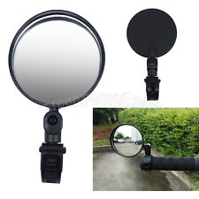 360° Rotating Handlebar Rearview Mirror For Bike MTB Bicycle Cycling Cycle Black