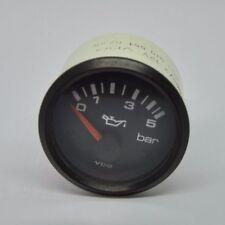 Audi 80 90 Coupe Quattro VDO Oil Pressure Gauge  893919551
