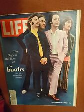 Beatles 1968 Life Magazine featuring Beatles Cover & Article authentic biography