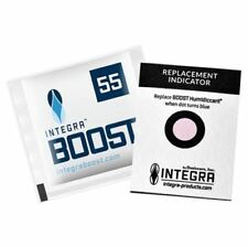 Boost 55% Humidity 4 gram Packs 200 pieces w/ Display Box
