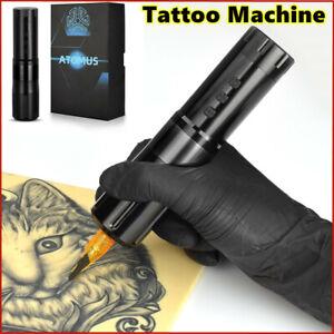Original Wireless Tattoo Machine Pen LED Digital Display Tattoo Equipment