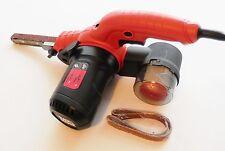 Black & Decker Powerfeile KA 900 E, neues Modell inkl. 7 original Schleifbänder
