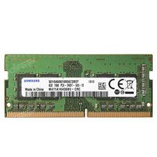 Samsung 4GB 8GB 16GB PC4-19200 DDR4-2400MHz 260pin 1.2v CL17 SODIMM Memory SDRAM