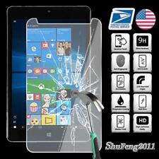 Tablet Tempered Glass Screen Protector Cover For NuVision TM800P610L 8 Inch