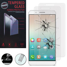 2 Films Verre Trempe Protecteur Protection Pour Huawei Honor 7i/ Huawei Shot X