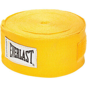 "Everlast Boxing 180"" Mexican Handwraps - Yellow"