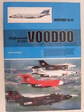 Warpaint Series No. 47 - McDonnell F-101 Voodoo - Color Profiles